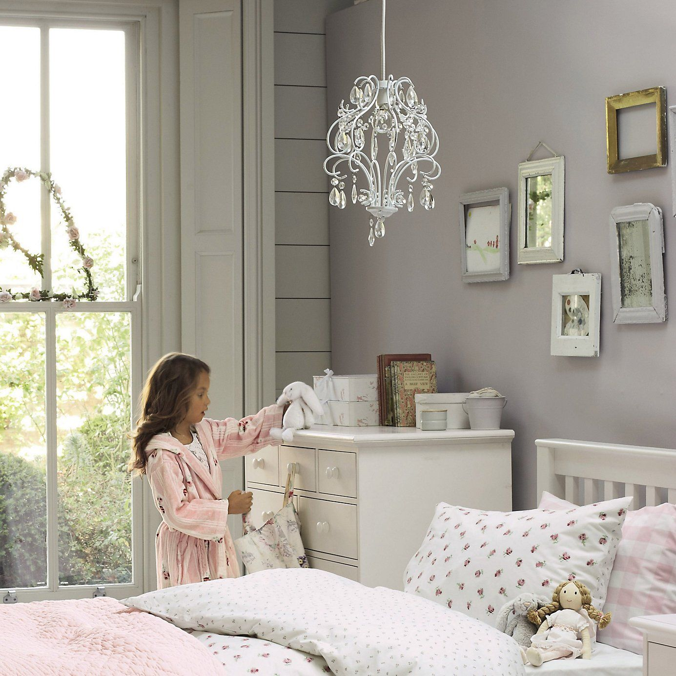 Buy Childrens Bedroom   Bedroom Accessories   Chandelier Shade from The  White Company. Buy Childrens Bedroom   Bedroom Accessories   Chandelier Shade