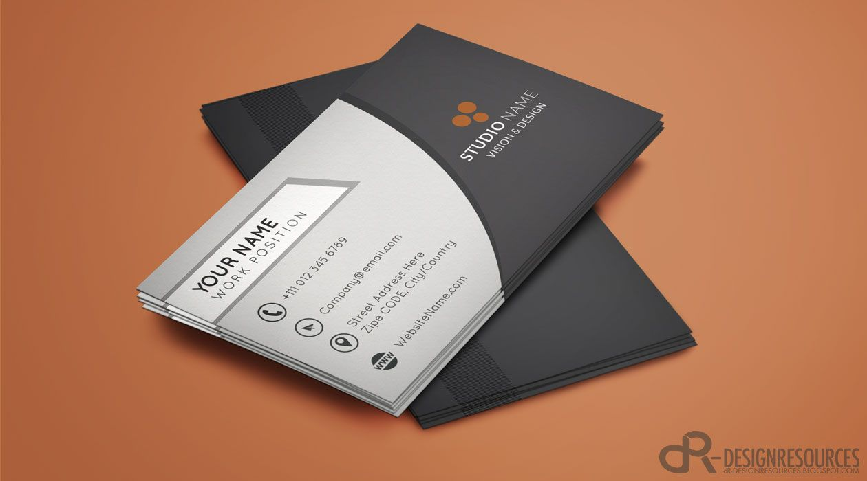 Corporate Business Card Cards