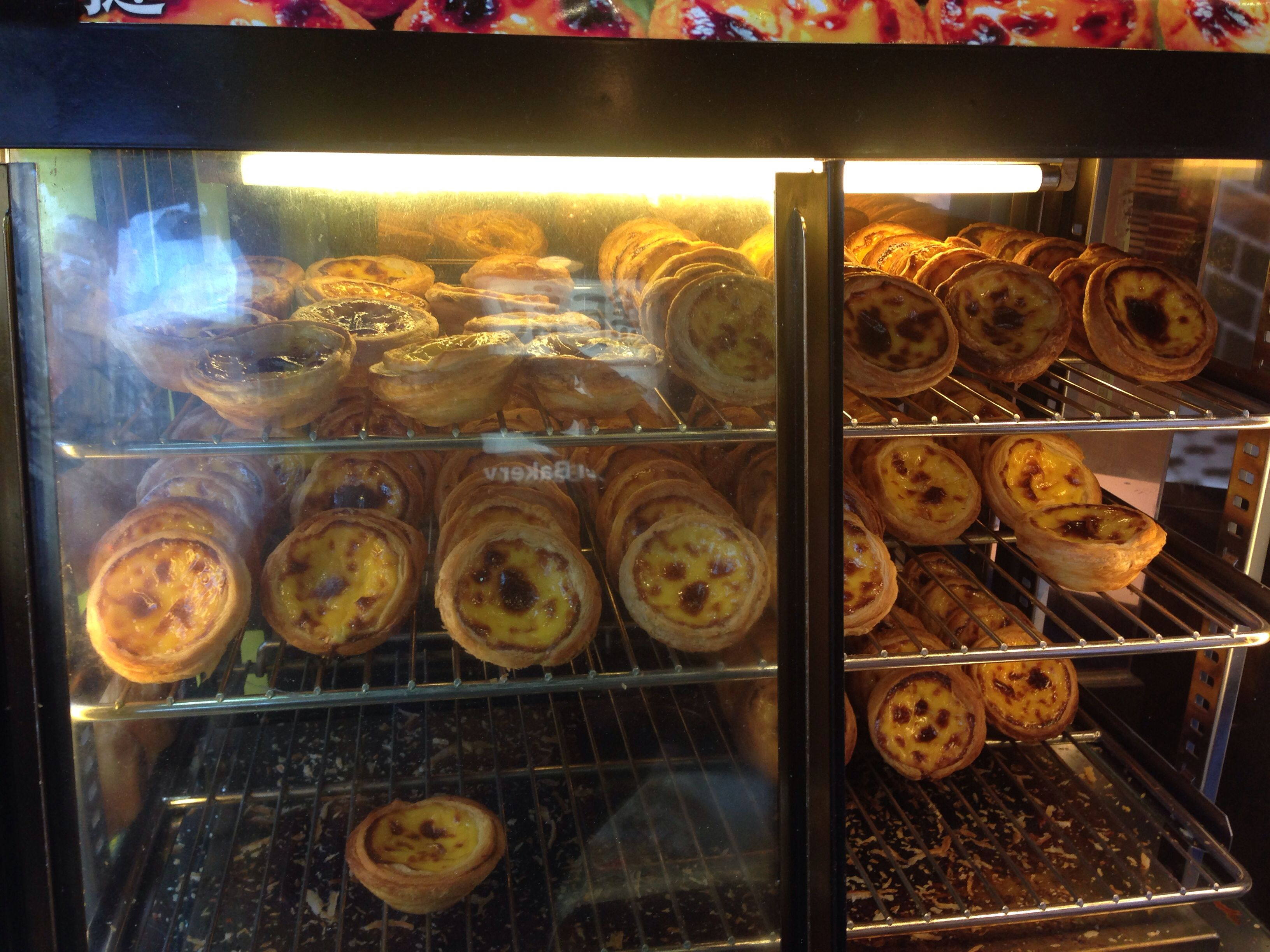 best #eggtart ever! #macautrip2013