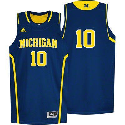 Buy authentic Michigan Wolverines Nike Jumpman merchandise