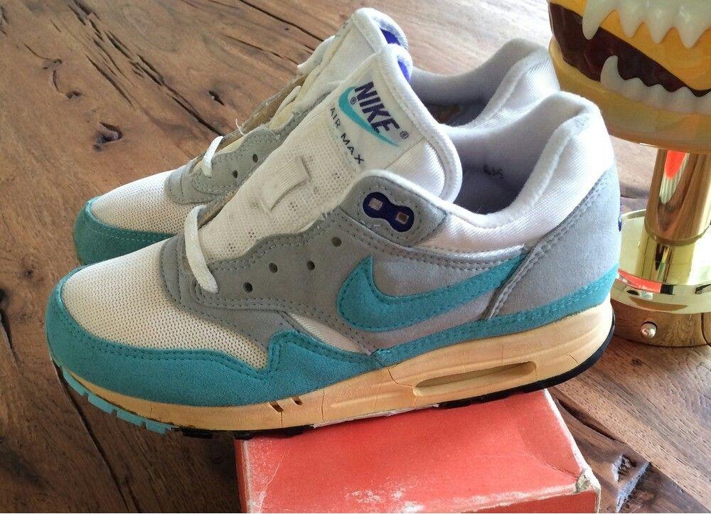 classic fit be6f3 bbb06 Nike air max 1 OG aqua wmns