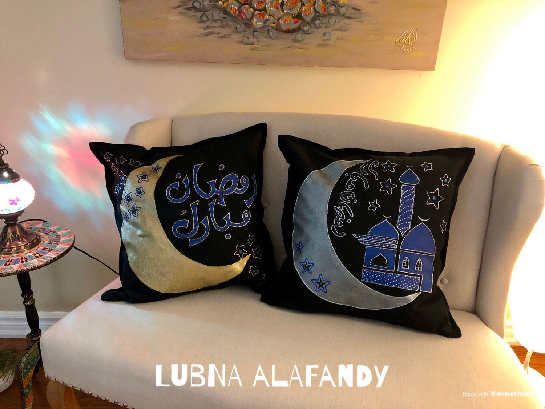 Pillow وسائد كنب كوشات Throw Pillows Art Pillows