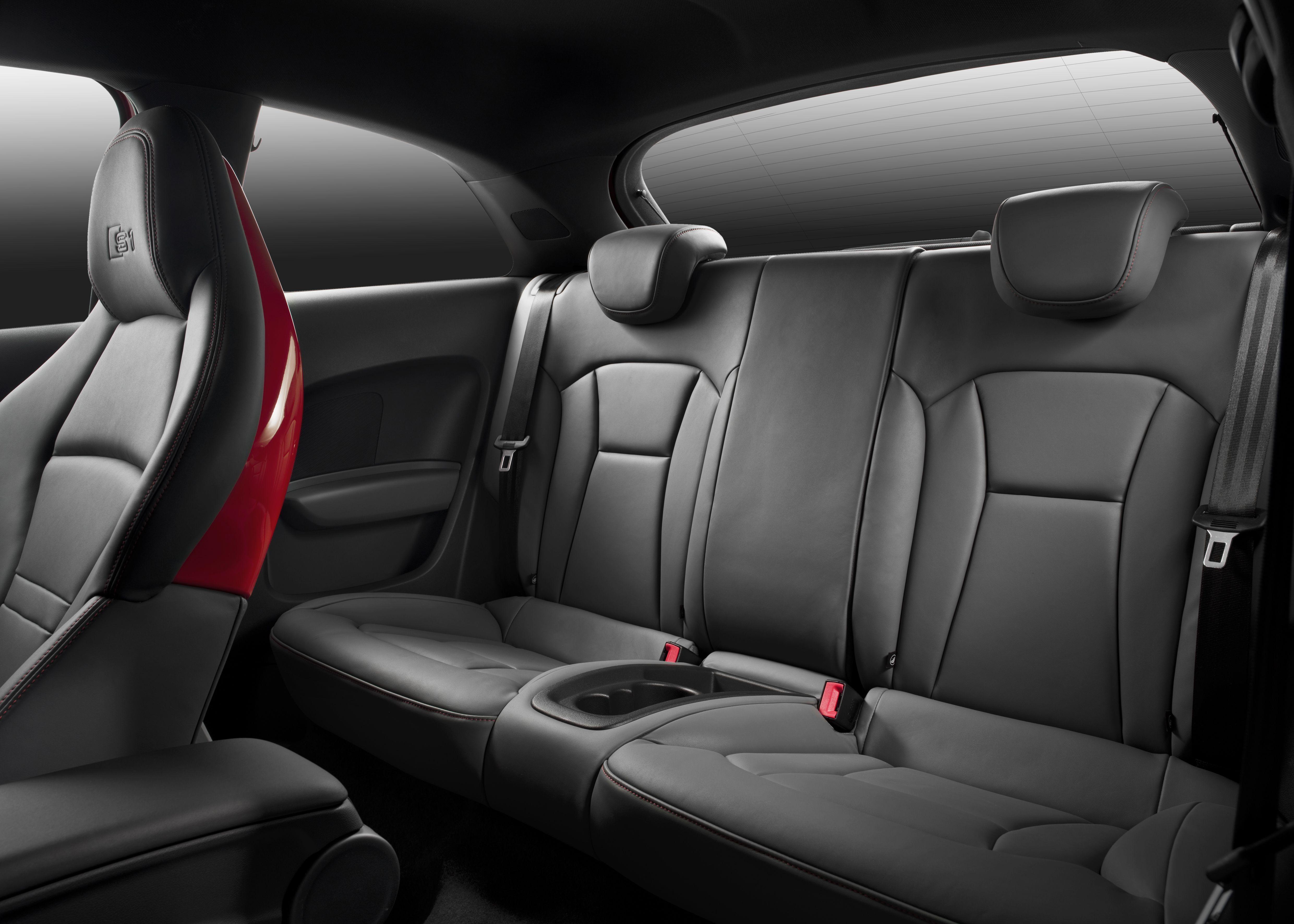 Interior Audi S1