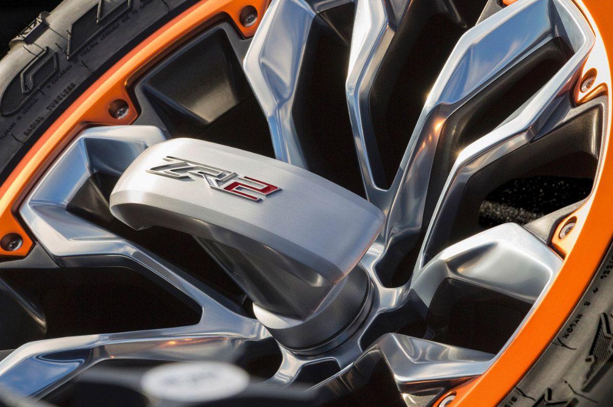 Chevrolet Colorado Zr2 Concept Off Road Wheels Form Rims
