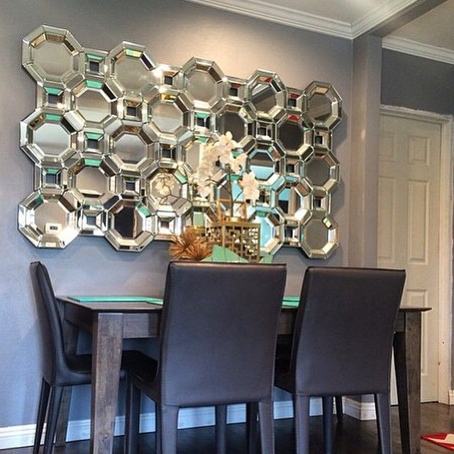 Pammy Pam S Dining Room Gets An Extra Dose Of Dazzling