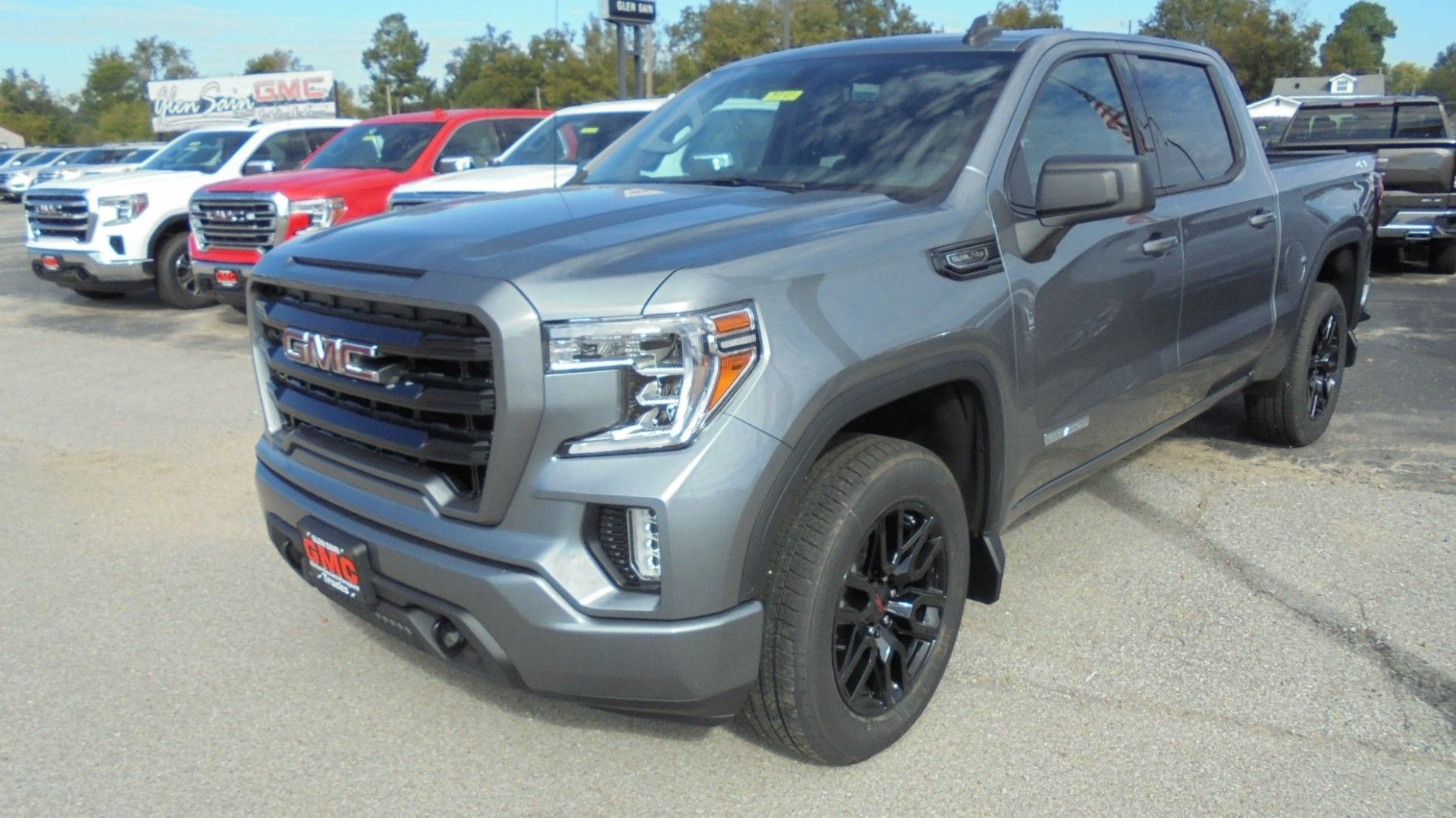 2020 Gmc Elevation X31 Performance And New Engine Gmc New Engine Gmc Sierra