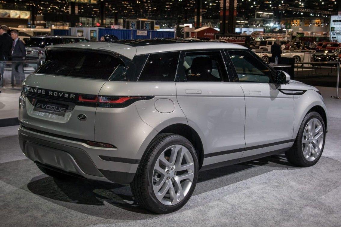 2020 Range Rover Evoque (With images) Range rover evoque