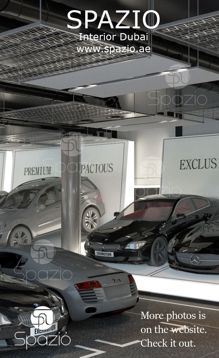 Car Showroom Interior Design Dubai Shop Interior Design Ideas