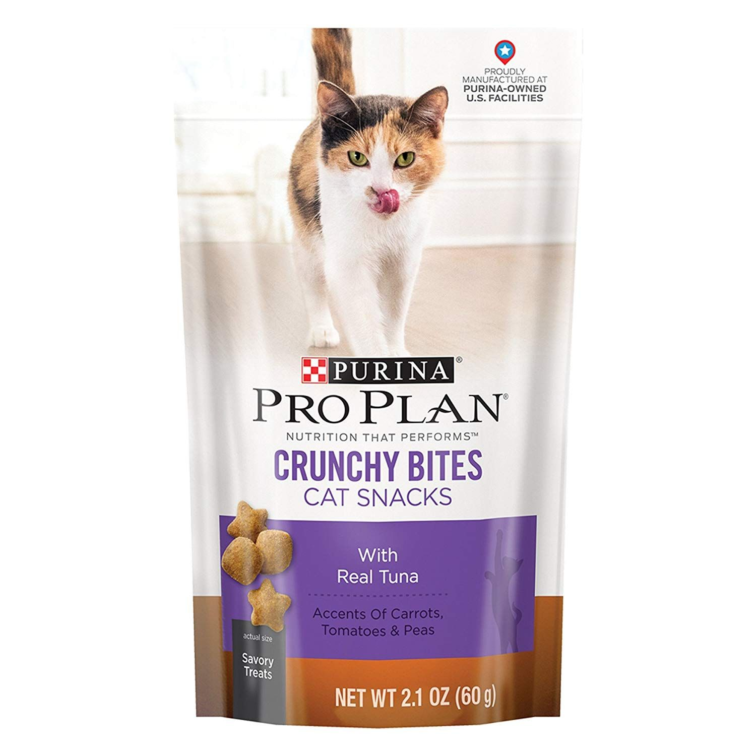Purina Pro Plan Savory Bites Cat Treats 2 1 Oz Sincerely Hope You Do Love The Photo This Is Our Affiliate Link Purina Pro Plan Crunchy Bites Cat Snacks