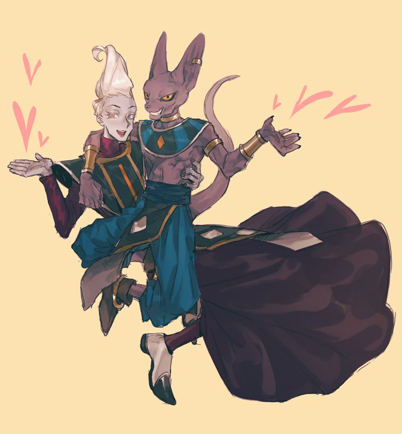 Lord Beerus And Whis