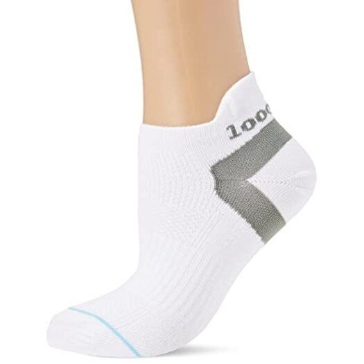 1000 Mile 1548 Trainer Liner Sock White Ladies - Medium 6 - 8.5 UK Product Name: 1000 Mile 1548 Trainer Liner Sock White Ladies - Medium 6 - 8.5 UKNew - ships from United Kingdom via trackable airmail, delivered by Australia Post, due to current events allow 3-5 weeks for delivery. You will have tracking and can follow that.Manufacturer: 1000 Mile. Catalogue number: 6169.169495.EAN: 5031358001376.Packaged dimensions (LxWxH): 8.03 x 3.70 x 0.79 (inches).