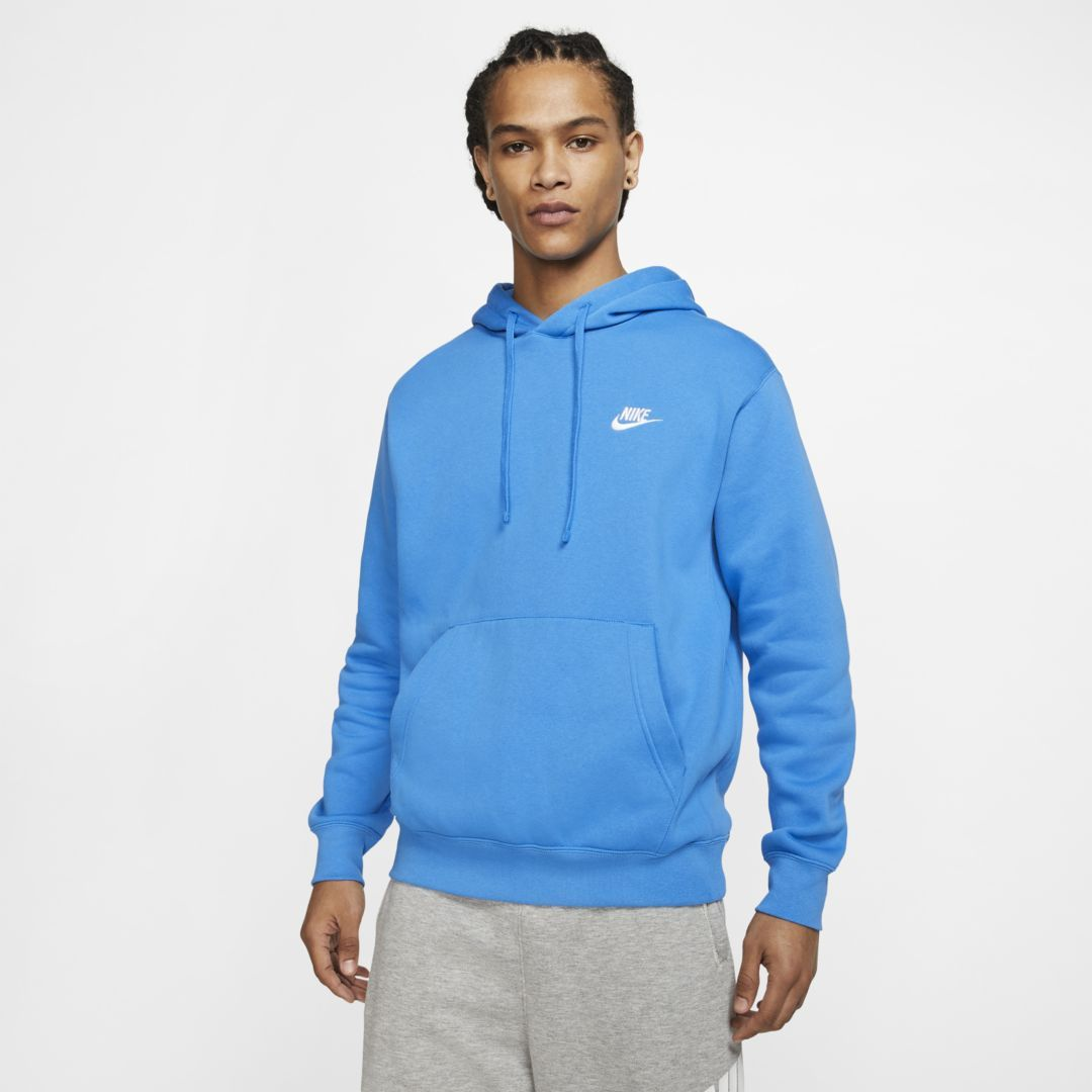 Nike Club Colorblock Pull Over Hoody Men's | Hoodies
