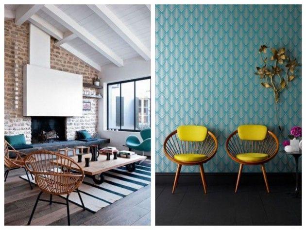 Déco bleu canard  idées et inspiration Deco salon, Salons and Room