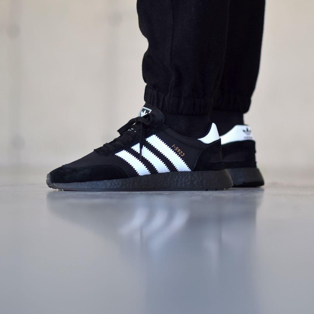 4d5a51779 adidas I-5923 Black Boost . Launch 29.01  SNKRS.COM