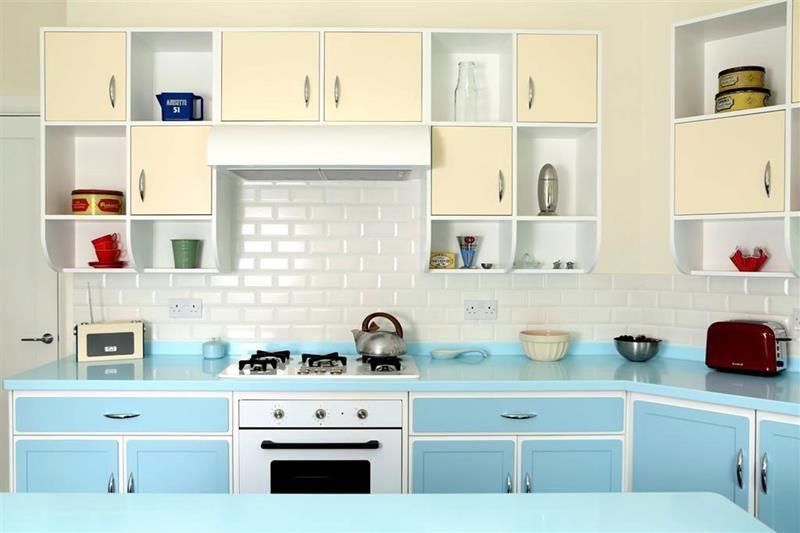 Retro Küchen Dies ist die neueste Informationen auf die Küche ...