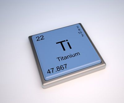Titanium Chemical Symbol Want This On My Left Leg Above My Ankle