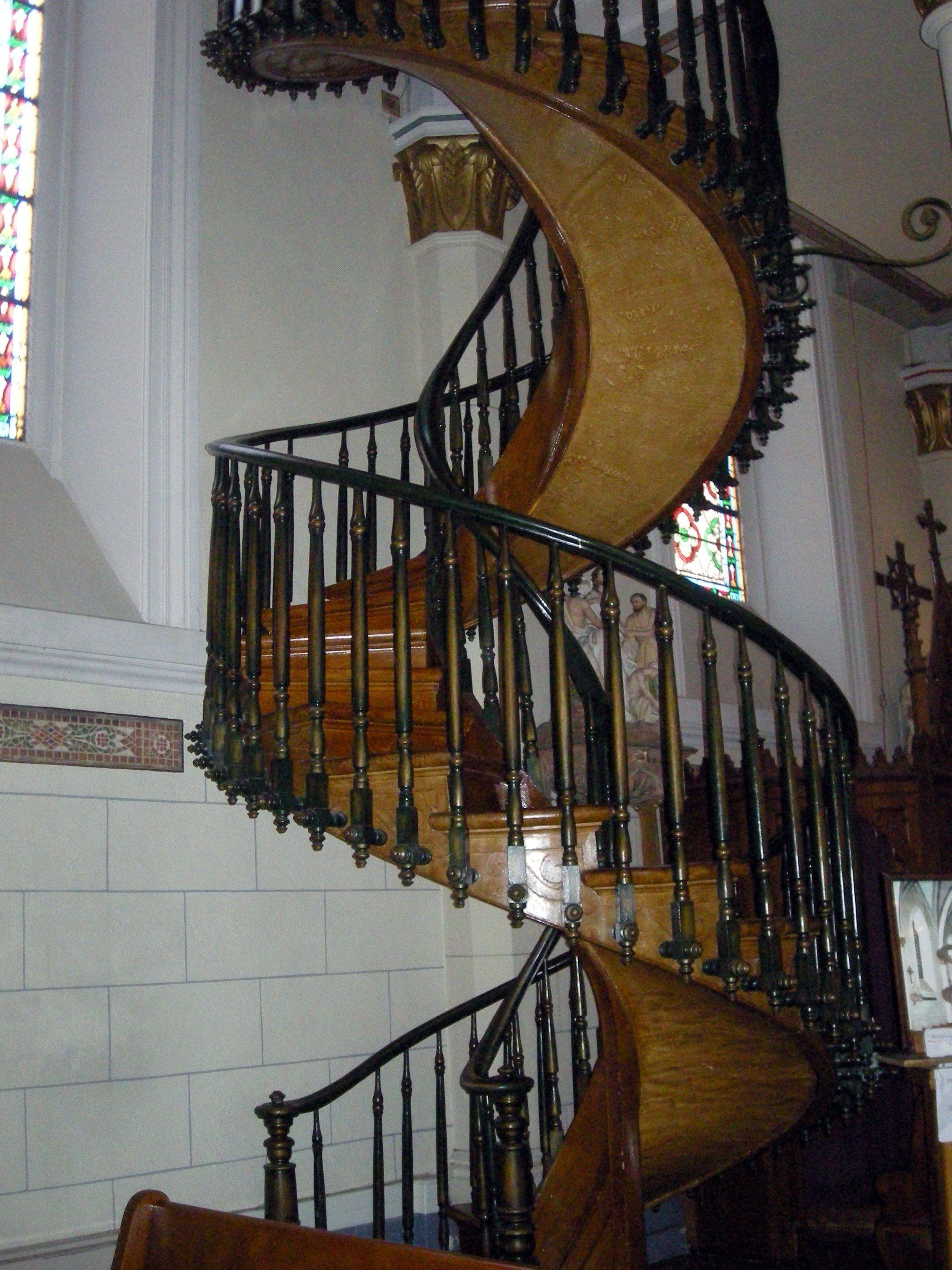Best Sante Fe Stairs 640 x 480