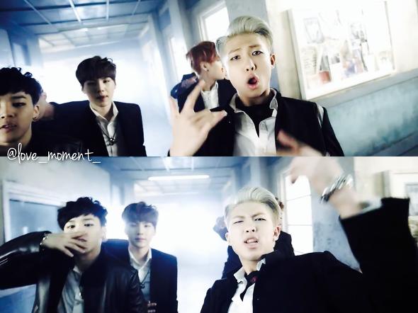상남자(Boy In Luv) Music Video #방탄소년단 ♡