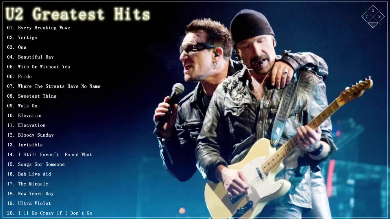Best Of U2 - U2 Greatest Hits Full Album - YouTube | MUSIC