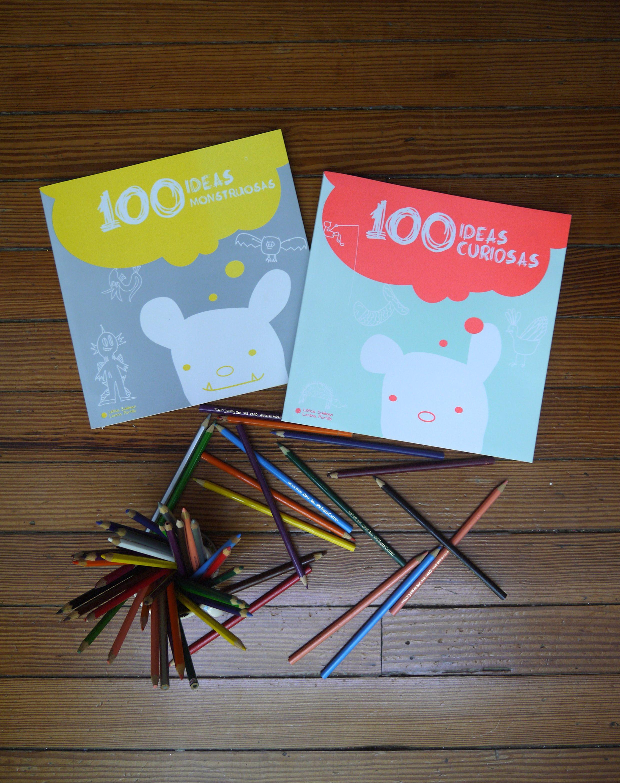 100 Ideas Libros 100 Ideas Para Pintar Dibujar Disenar Decorar Crear Descubrir Inventar I Libros De Actividades Musica Infantil Actividades Para Ninos