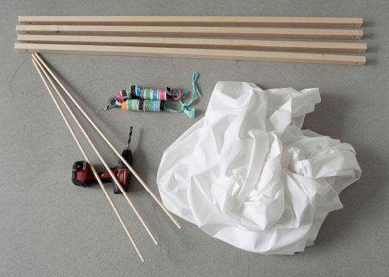 Tende Per Interni Ikea : Loccorrente per realizzare una tenda da interno ikea festa