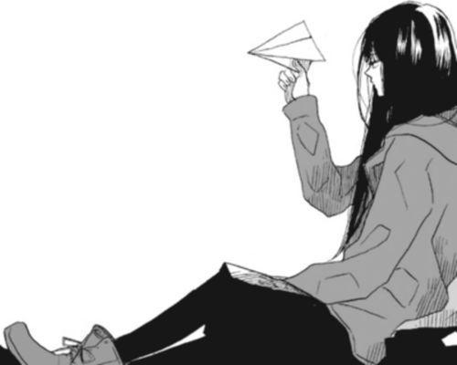 Tumblr N0bwzfleup1t4urfuo1 500 Jpg 500 400 Gadis Anime Sedih Gambar Anime Gadis Cantik
