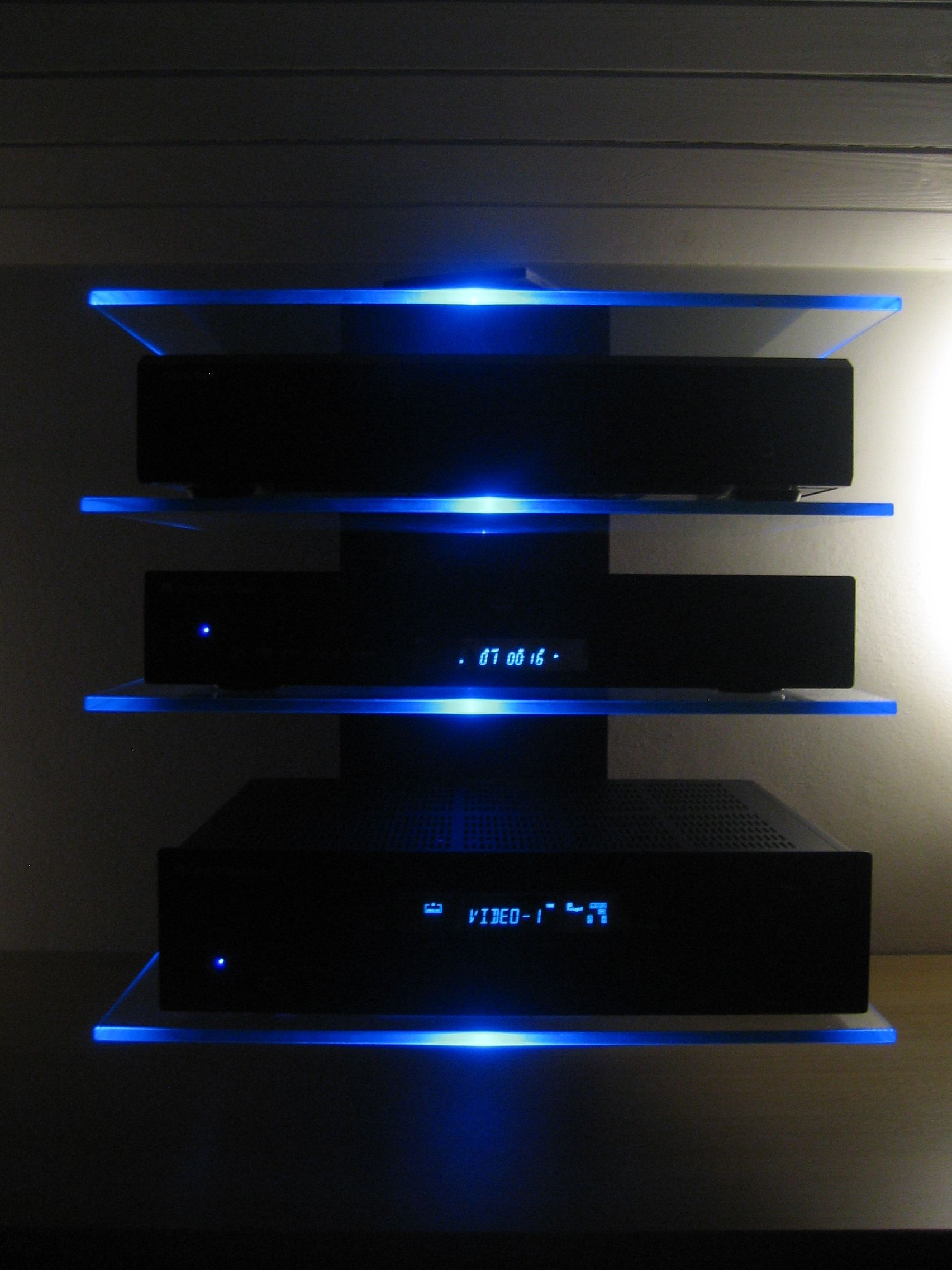 Hifi Rack My Products Pinterest Audio Room And House