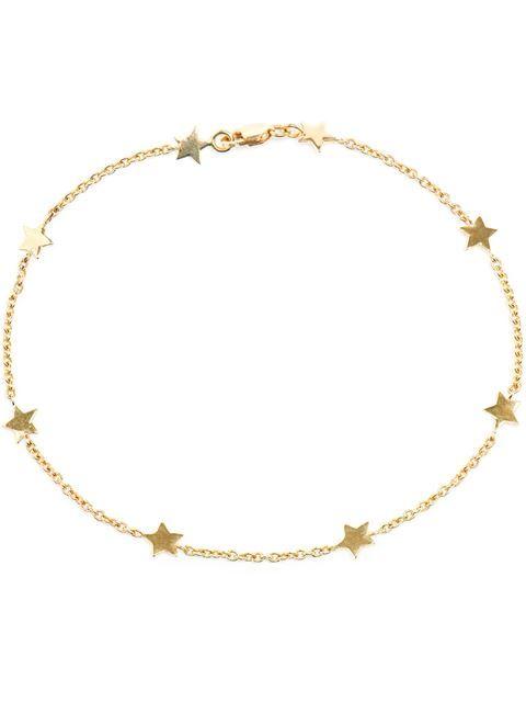 Luis Miguel Howard 18k Gold Star Bracelet