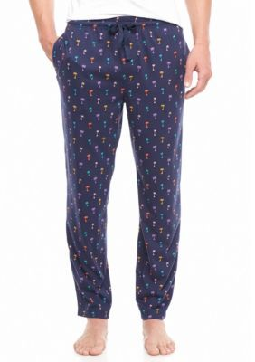 Happy Socks Palm Tree Lounge Pants Products Happy Socks Lounge