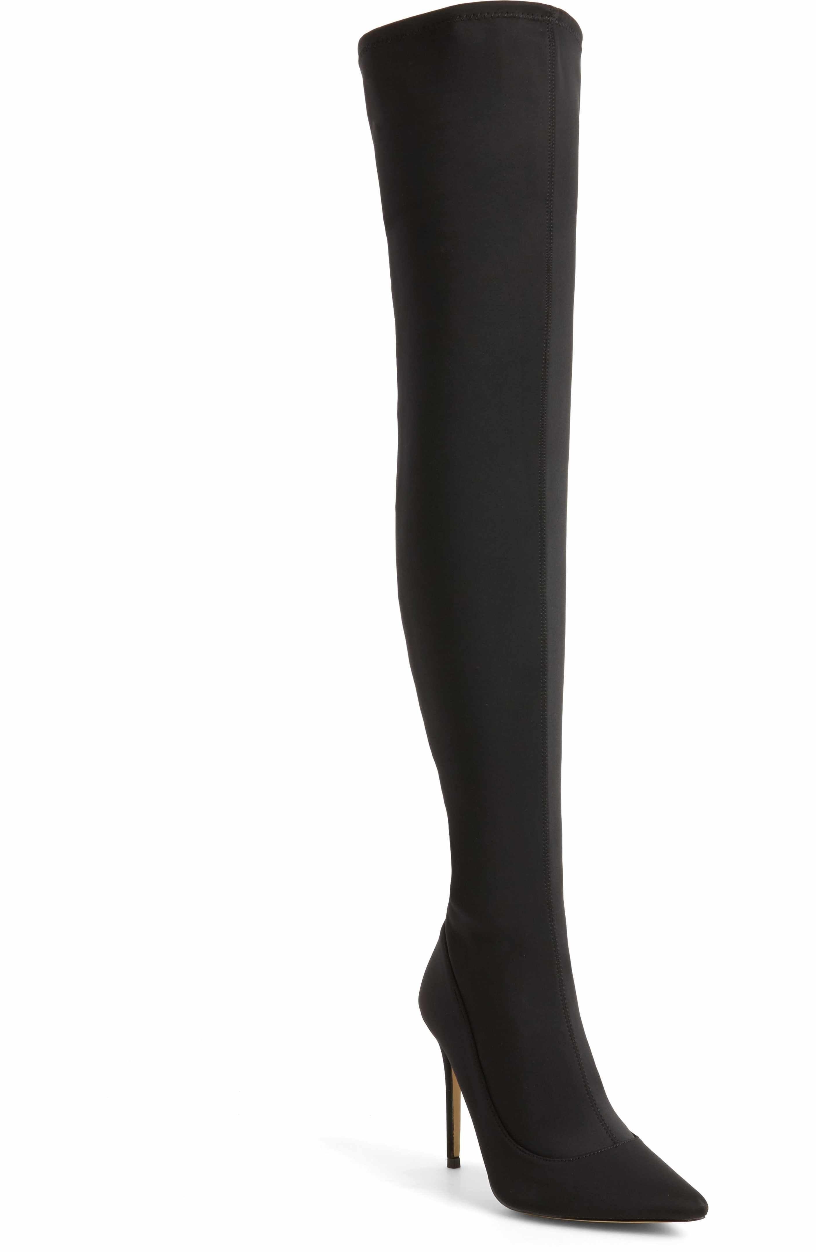de08c315562 Main Image - Topshop Bellini Stiletto Over the Knee Boot (Women ...
