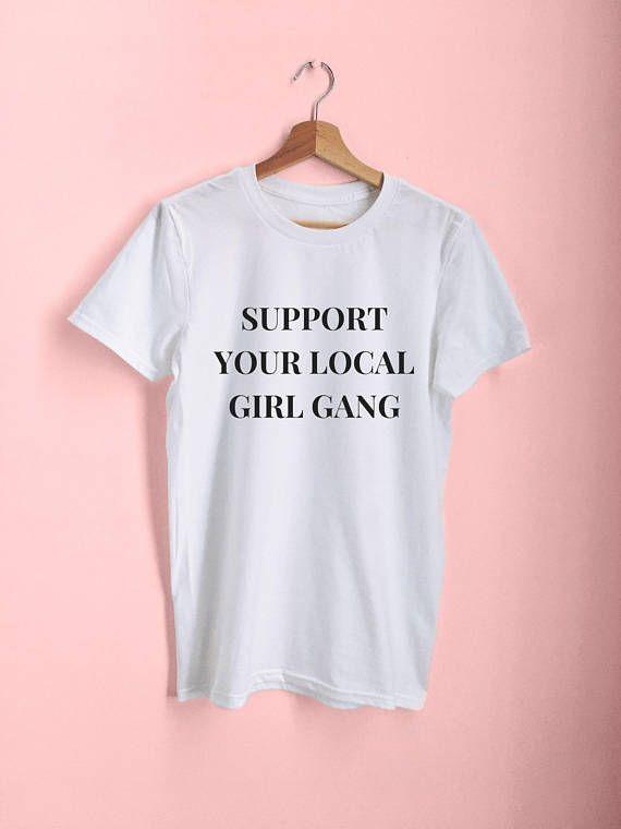 Mad Over Shirts Feminism Cool Girly Attitude Design Unisex Premium Tank Top