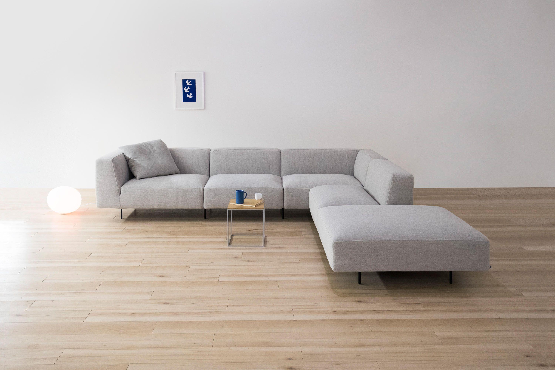 ENDLESS MODULAR SOFA - designer Lounge sofas from Bensen ✓ all ...