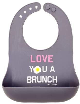 2def42d29cbb0 Bella Tunno Love You a Brunch Wonder Bib #built#bib#designed   Women ...