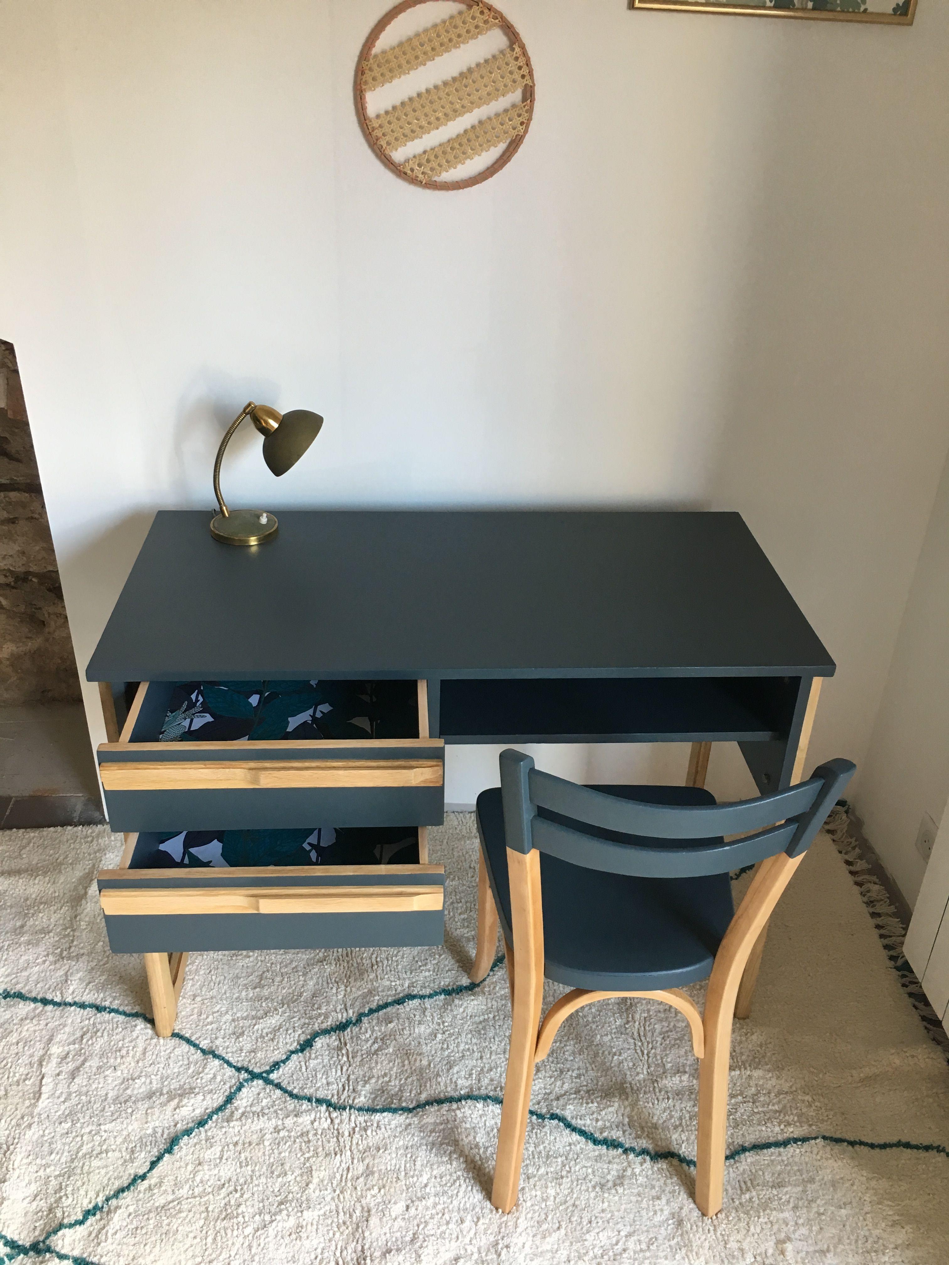 Bureau Vintage Scandinave Tawara En Vogue Mobilier Vintage A Nantes Deco Maison Recup Relooking Meuble Deco Maison