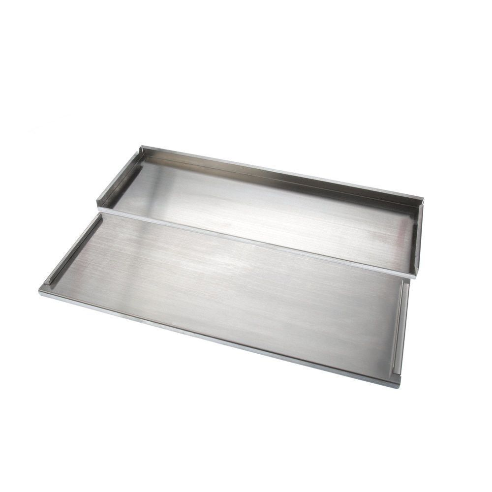 Glastender Ibca 36 Stainless Steel Ice Bin Cover 36 Stainless