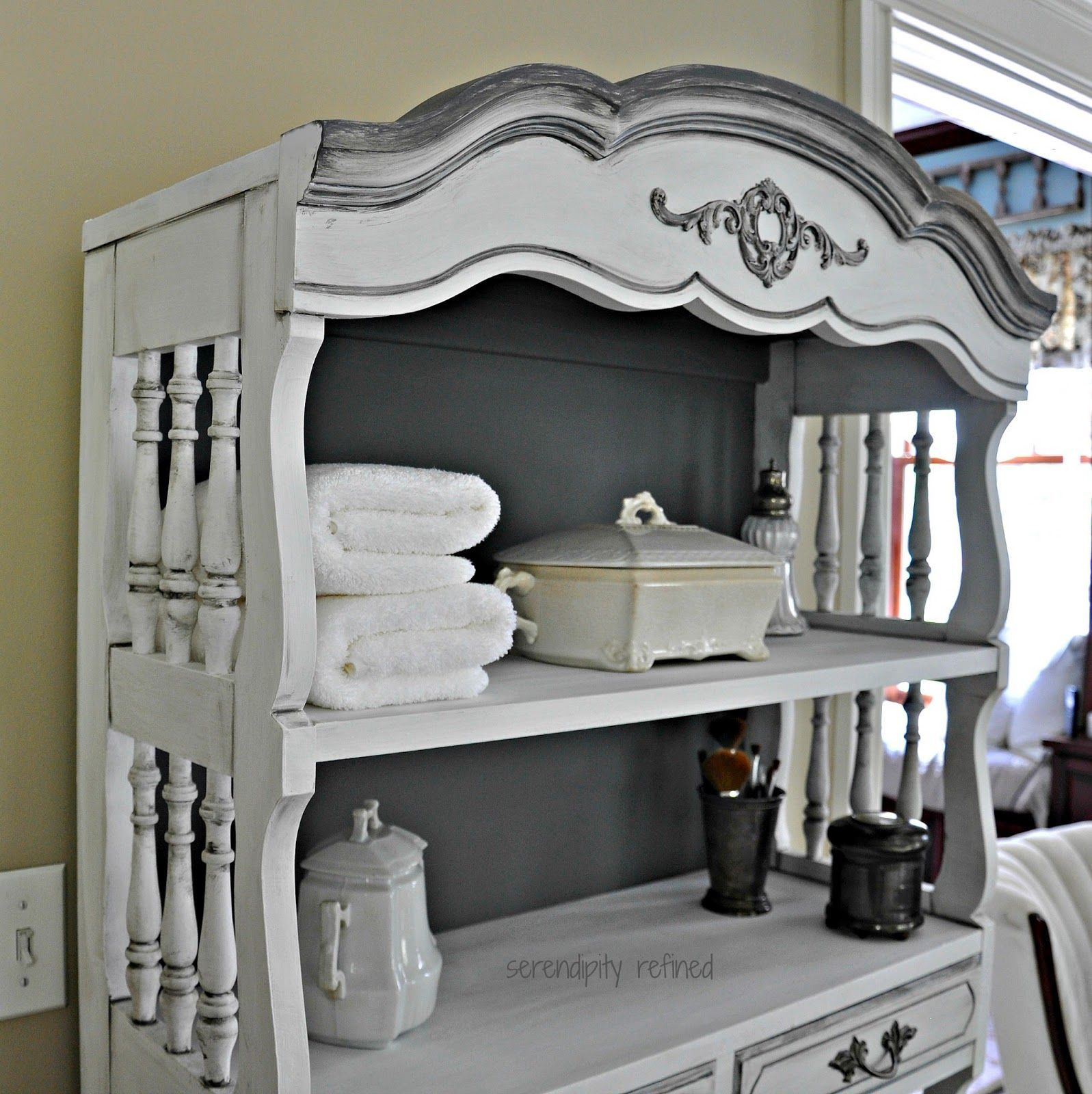 Best French Furniture Makeover With Maison Blanche Fox Hollow 400 x 300