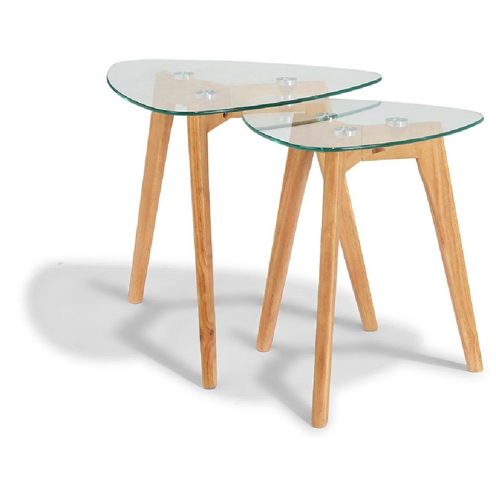 Bout De Canape Patty X2 Bout De Canape Meuble Gifi Table Basse