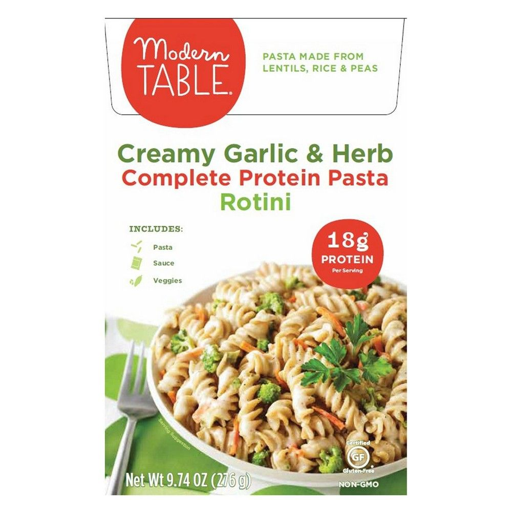 Modern Table Meals Reviews