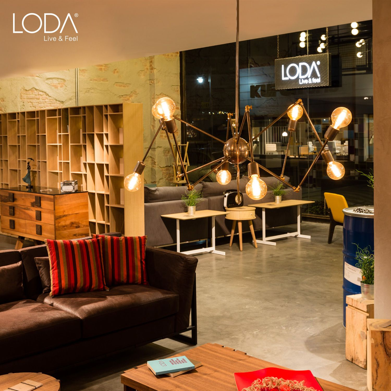 Spider Lamba / Spider Lamp / #furniture #dekorasyon #evdekorasyonu #home  #homestyle