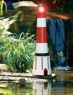 leuchtturm selberbauen leuchtturm leuchtturm garten und leuchten. Black Bedroom Furniture Sets. Home Design Ideas