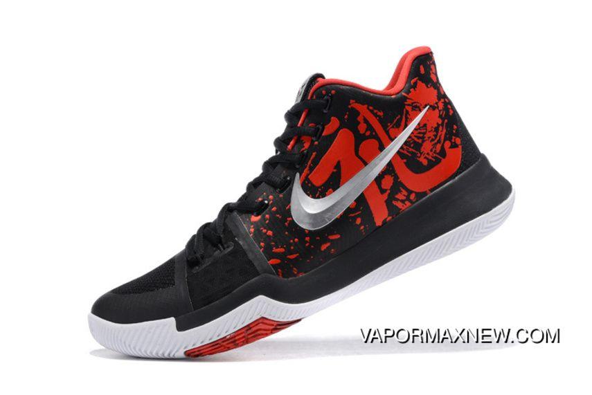 a05b045b2dedd 2018 Nike Kyrie 3 Samurai Multi-Color Multi-Color Jordan Shoes For Sale