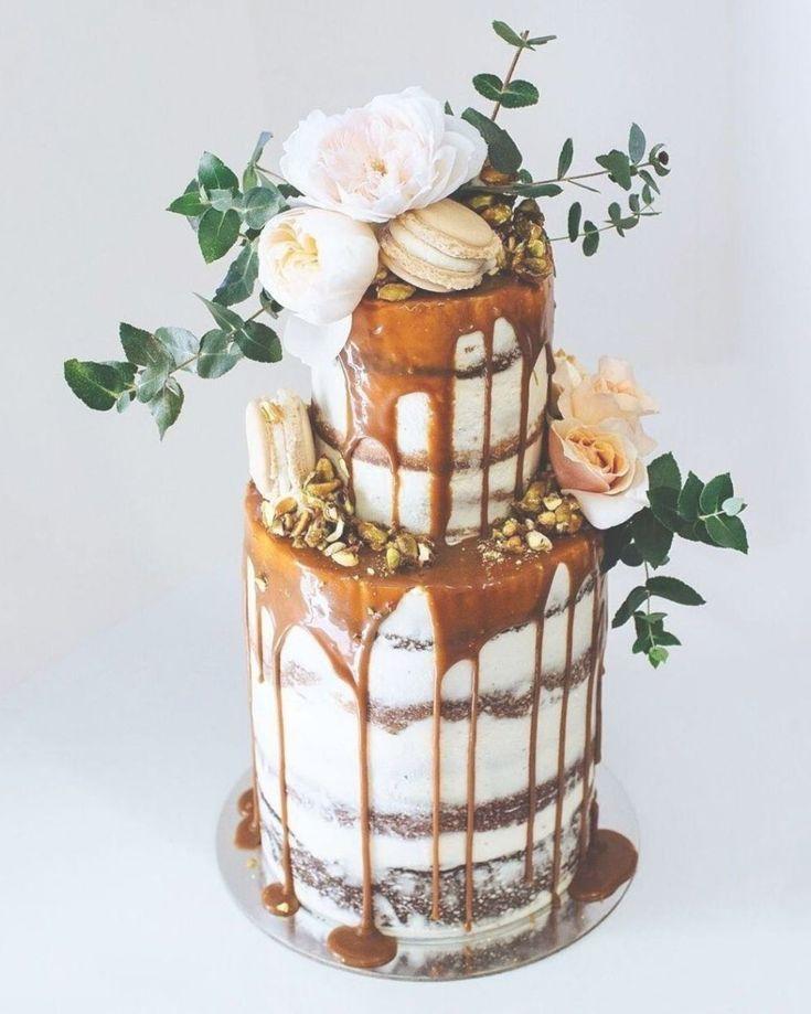 15 elegant autumn wedding cakes  Ideas for the taste and design of the autumn wedding cake 15 elegant autumn wedding cakes  Ideas for the taste and design of the autumn w...