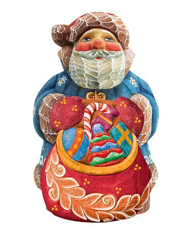 Another great find on #zulily! Santa Toy Bag Gift Expressions Ornament #zulilyfinds