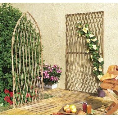 treillis acacia diamond arch treillis et tuteurs pinterest treillis support et bac jardiniere. Black Bedroom Furniture Sets. Home Design Ideas