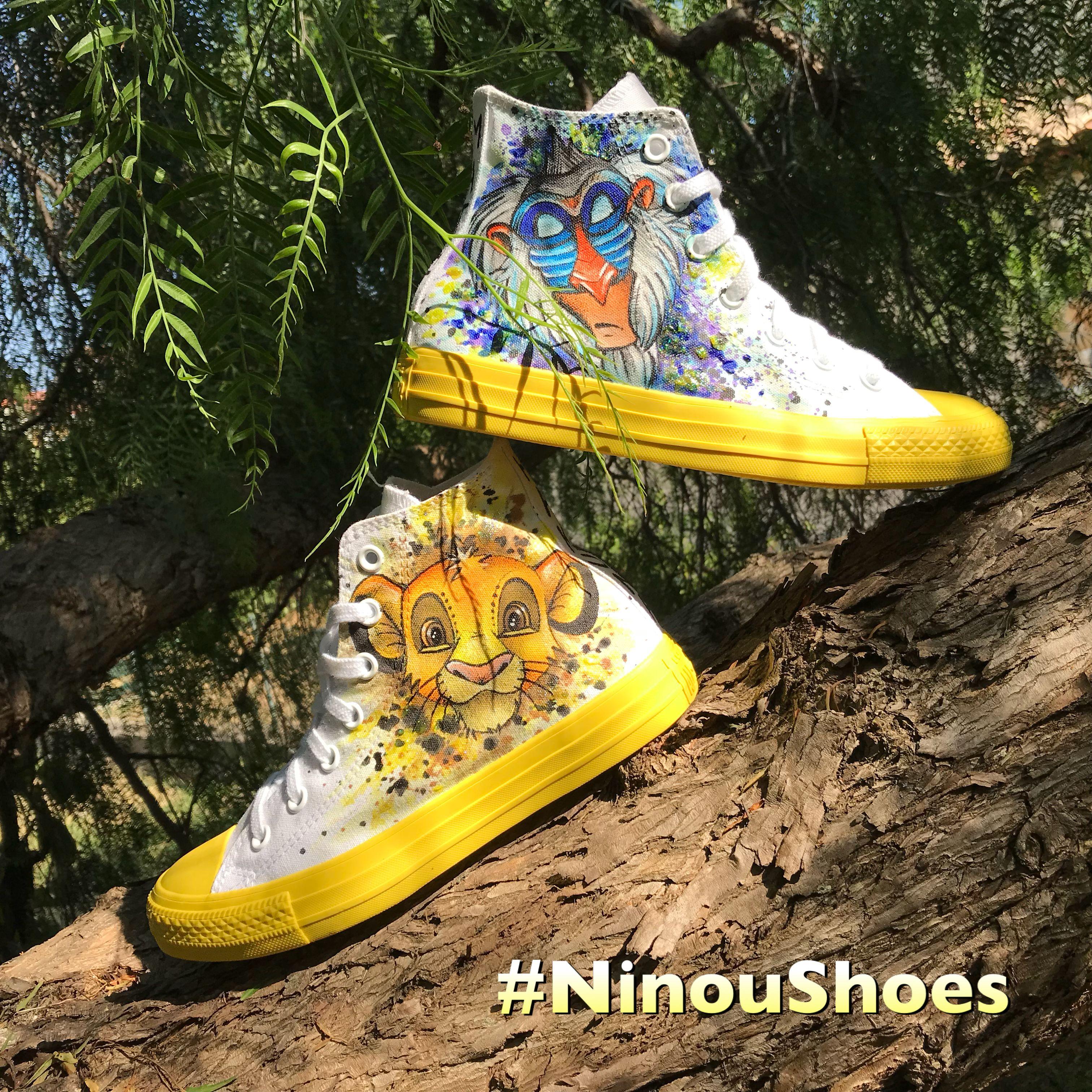 NinouShoes Je personnalise vos baskets selon vos désirs