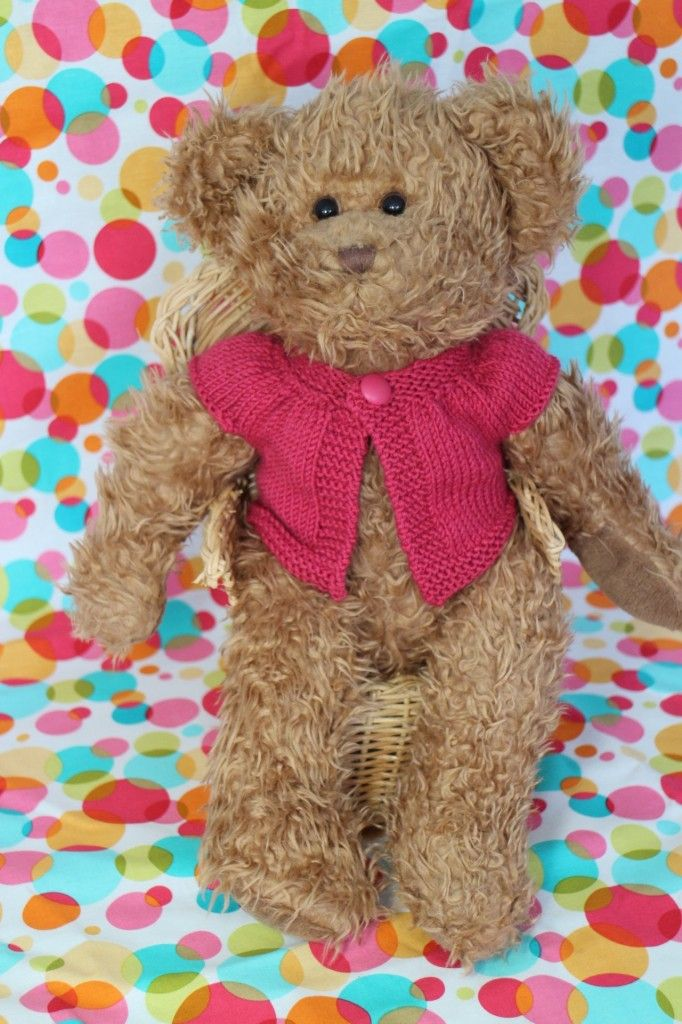teddy bear knitted clothes patterns  craftsmumship  a