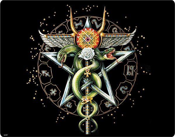 Caduceus | of interest | Wicca, Wiccan, 13th zodiac sign