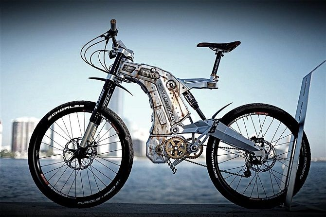 Top 10 Most Expensive Mountain Bikes In The World Lazy Penguins Electric Bicycle Bicycle Electric Bike