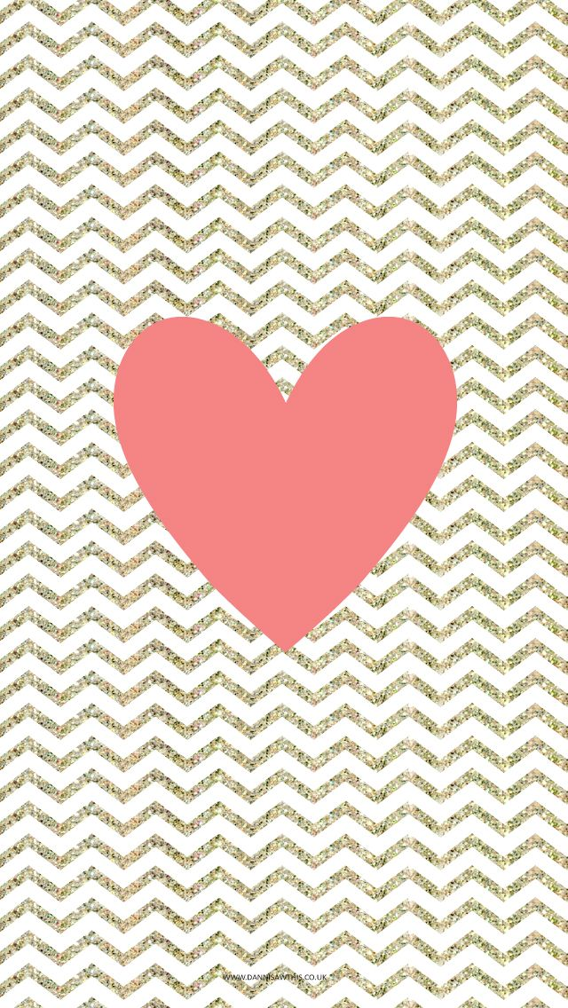 Heart chev tech wallpapers pinterest wallpaper and wallpaper free chevron heart iphone wallpaperits part of me and you voltagebd Images