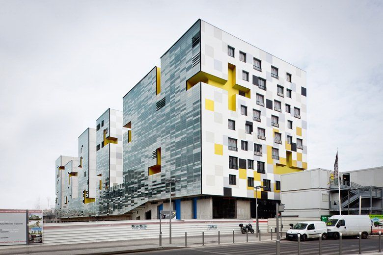 x tu nanterre - Google Search | Edificios VG | Pinterest ...